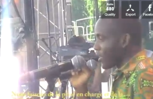 Discours d'Yves Yomb aux Solidays 2009
