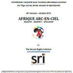 SRI-AAEC-TOGO-UPR-Submission-OCT-2016